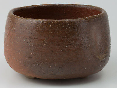 A135/ BIZEN ware/ Tea Bowl/ Tea Ceremony/ SADO/ Japanese Tradition/ Chawan