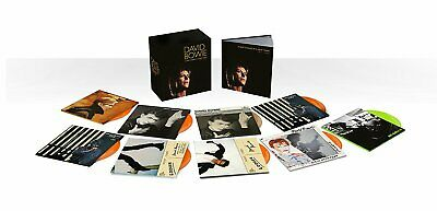 11 CD-Set David Bowie: A New Career In A New Town 1977-1982