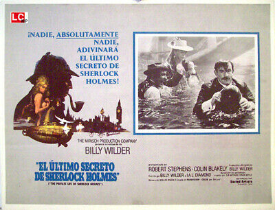 All Detectives & Spies /the Private Life Of Sherlock Holmes/robert Stephens/1970