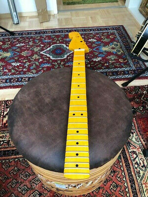 Stratocaster Hals / Neck maple  , vintage satin, LEFTHAND