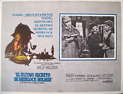 All Detectives & Spies/the Private Life Of Sherlock Holmes/robert Stephens/1970