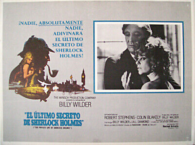 All Detectives /the Private Life Of Sherlock Holmes/robert Stephens/1970