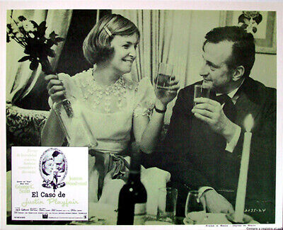 ALL DETECTIVES &  /They Might Be Giants/George C/1971/MEXICAN LOBBY CARD/An