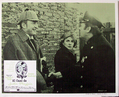 ALL DETECTIVES & SPIES/They Might Be Giants/George C/1971/MEXICAN LOBBY CARD/A