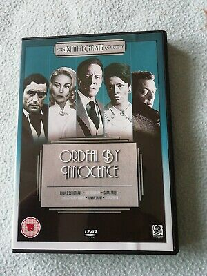 Ordeal By Innocence (DVD) Donald Sutherland; Faye Dunnaway; Excellent Condition