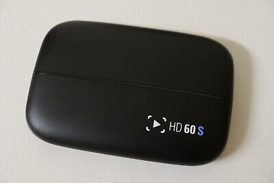 Elgato Game Capture HD60 S 1080p USB 3.0 HDMI Capture Card (Used)