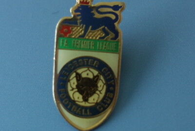 Leicester City Football Club Pin Badge