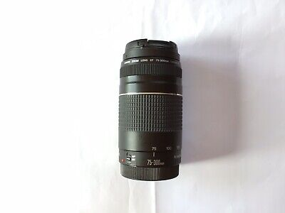Canon Zoom Lens EF 75-300mm 1:4-5.6 (mark 3) USM