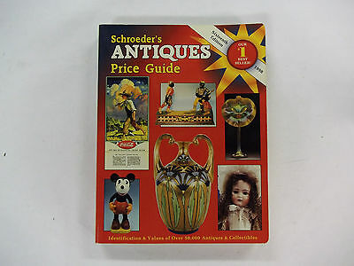 Schroeders Antiques Pricing Guide Sixteenth Edition One Owner!
