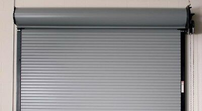 DuroSteel AMARR 4200 Series FIRE RATED COILING DOORS 4'-20' Wide by 7'-14'Tall