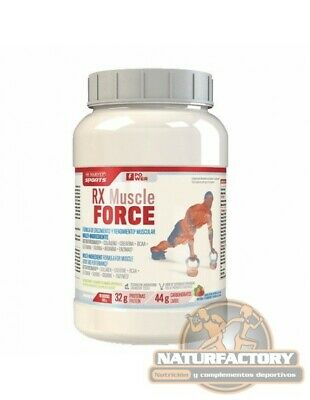 Rx Muscle Force 1800 Grs - Marnys