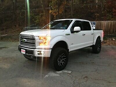 2017 Ford F-150 Limited 2017 Ford F150 Limited