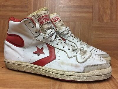 ce3004b49977 ... All Star Player Basketball Shoes 9.5 1980 s Detroit Pistons.  199.99  Buy It Now 21d 10h. See Details. Vintage🔥 Converse Fast Break Made In USA  9.5 ...