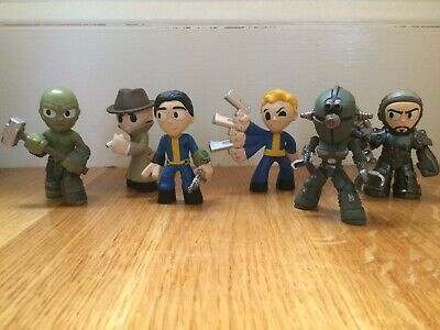 Funko Mystery Minis Fallout Lot of 6
