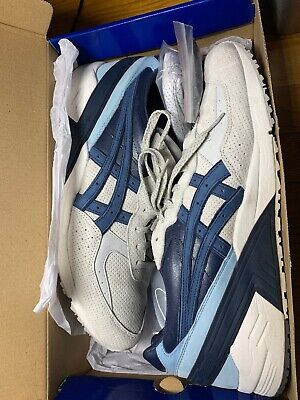 factory authentic a826d b7349 Asics Gel-Sight Ronnie Fieg Kith Pacific Wcp Off White Navy Blue H50Ck-9950