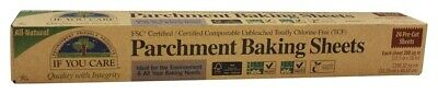 If You Care - Parchment Baking Sheets Unbleached Totally Chlorine-Free (TCF) -
