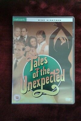 Network Tales of The Unexpected DVD disc 19