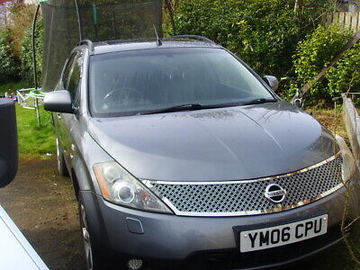 nissan murano full service history low mileage 3.5 v6 automatic 76000 miles