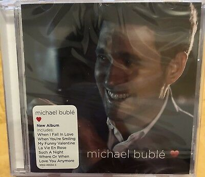 Michael Buble - love (Brand New CD)