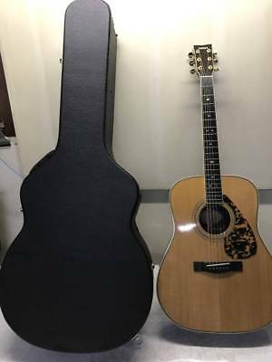 YAMAHA L-8 Acoustic Guitar Excellent condition Used sound from japan
