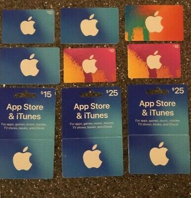 $150 Apple Gift Cards