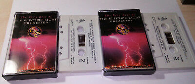 ELO´S ELECTRIC LIGHT ORCHESTRA The very best of.vol 1 y 2. (1980).VERY RARE.