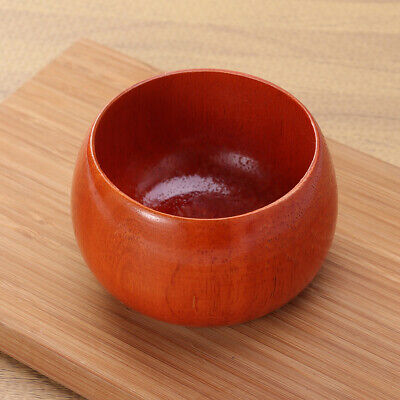1pc Shaving Soap Bowl Cleaning Deep Wooden Shave Cream Cup Moustache Mug for Men