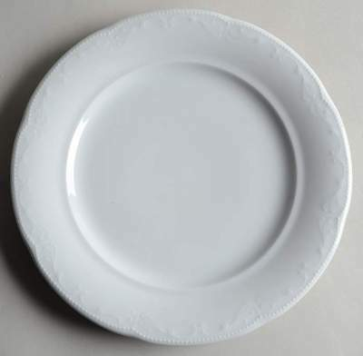 VILLEROY & BOCH Sirius Pattern Bread & Butter Scalloped Plate Made in Germany