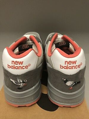 7c73bcf01cad NEW BALANCE USA Made 1400 Super Team 33 Size 9.5 Butterfly Fish Rare ...