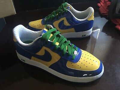 World Force Cup 1 Low Nike 11 Brazil 2006 Sz Air ON0n8ywvm