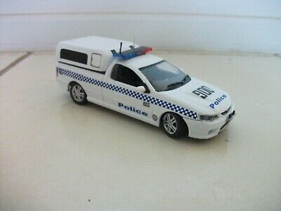 1/43 NSW Police Dog Squad Ford FPV Pursuit Ute.
