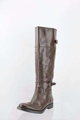 78774880bf03 ENZO ANGIOLINI WOMEN S Brown Leather Size 8.5 Tan Ankle Boots Straps ...