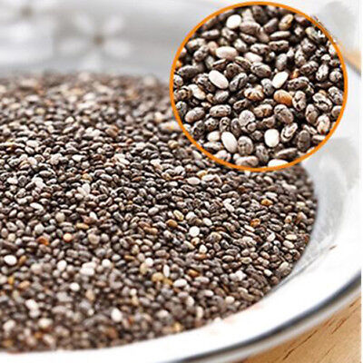 500g Raw Natural Whole CHIA Seeds  Omega 3 Diet Weight Loss