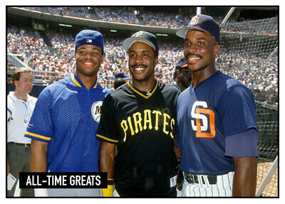 1059f8a97c KEN GRIFFEY JR Barry Bonds Fred McGriff 51 Style Reprint 1/1 - $0.99 ...