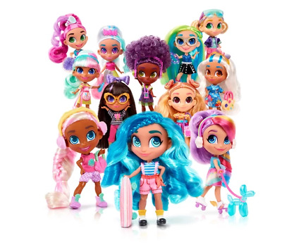 Hairdorables big hair don't care - you choose which one you want! Series 1 & 2