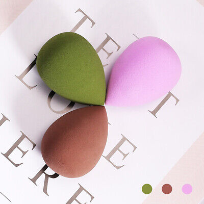 Professional Smooth Makeup Beauty Sponge Blender FlawlessFoundation Puff Powder