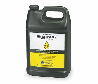 Enerpac LX-101 Hydraulic Oil custom blended for Hand Pumps, Low Temp. - 1 Gal