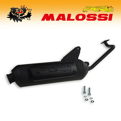 3217501 [Malossi] Silencer Wild Lion Homologated