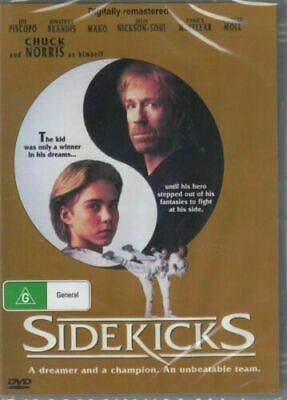 Sidekicks ( Chuck Norris ) - New Region All DVD