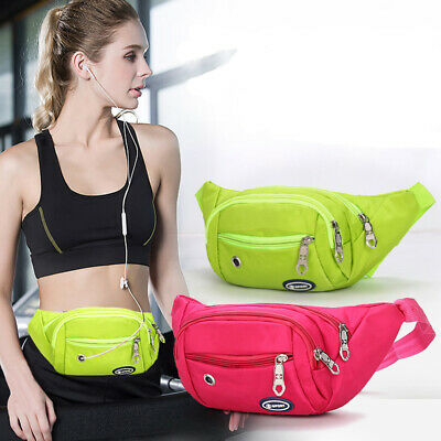 Outdoor Sports Multi-Function Waterproof Large-Capacity Waist Bag Chest Fashion