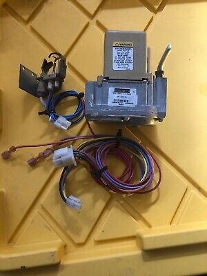 honeywell sv9501m2734 smartvalve with q3450c1045 pilot and wire harness kit