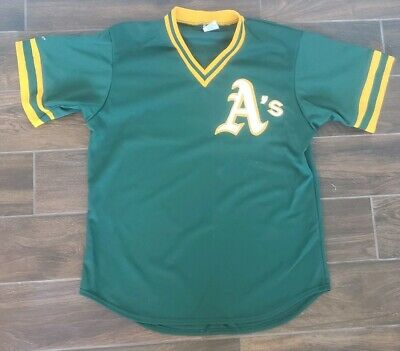 e266860c3 VINTAGE RAWLINGS OAKLAND A s  33 Jose Canseco Stitched Baseball ...
