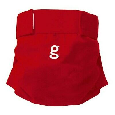 New Gdiapers Small Good Fortune Red Gpants  & Pouch