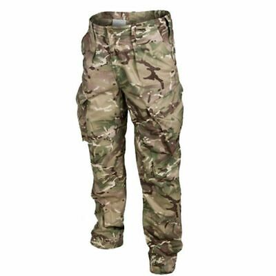 British Army MTP Camouflage Combat Trousers RANGE OF SIZES