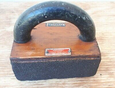 Vintage Martindale Electric Co. Commstone Grade C, England – Machinery, Industri
