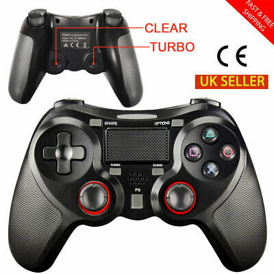 Wireless DualShock Games Controller for PS4 PlayStation 4 Joypad Gamepad New UK