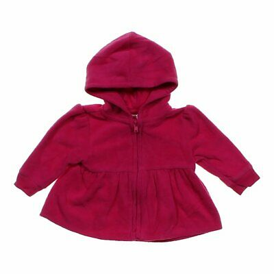 f52691a10 GARANIMALS BABY GIRLS Fleece Hoodie, size NB, pink, polyester ...