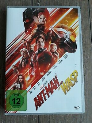 Ant-Man and the Wasp - DVD - Marvel