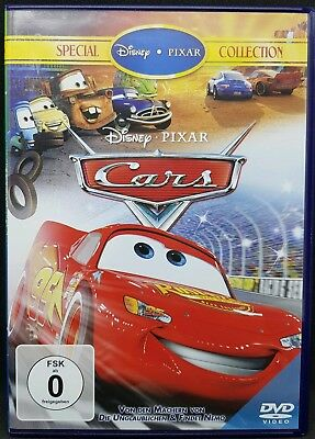 DISNEY Cars ( Special Collection DVD ) NEU