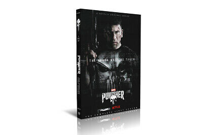 2The Punisher - Season 1( new  the complete first season  3 discs) Free shipping